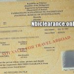 NBI Clearance Requirements 2019 For All