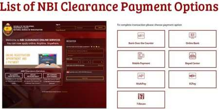NBI Clearance Payment